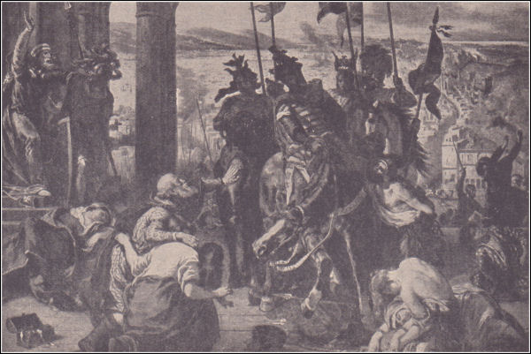 the purpose of the crusades in jerusalem