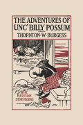 Cover of burgess_possum