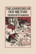 Cover of burgess_toad